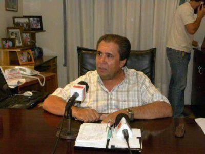 El titular de AMOC, Néstor Rodríguez, al Poder Municipal en Trenque Lauquen ?
