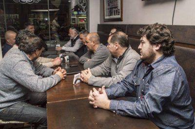 Empresarios israelíes visitaron las instalaciones del frigorífico MetAzul