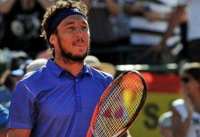 Pico Mónaco se bajó de la serie de Copa Davis