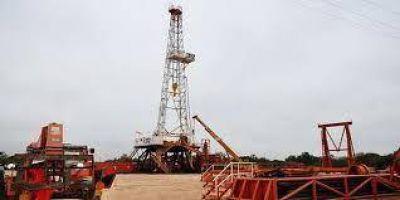 Petroleo: 8 empresas operan en Formosa con una producción de 450 metros cubicos por dia