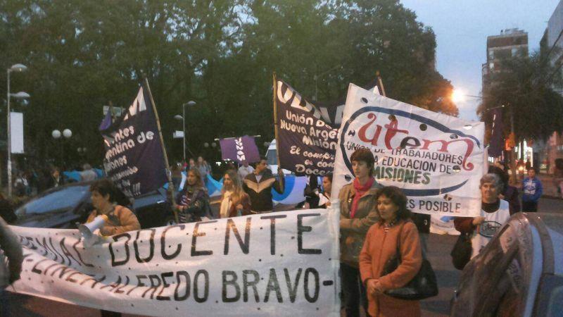 Frente Gremial convoca a una concentraci�n y paro para el 8 de julio