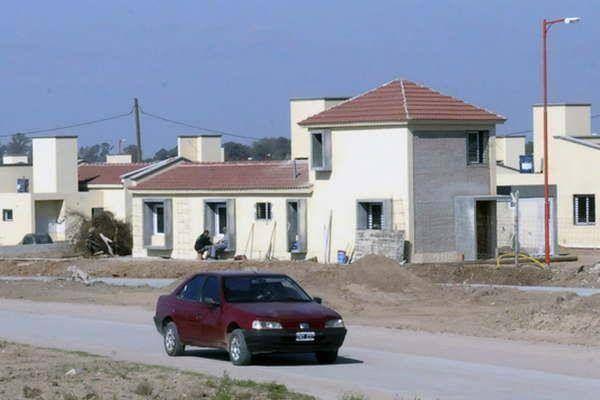 viviendas golf:
