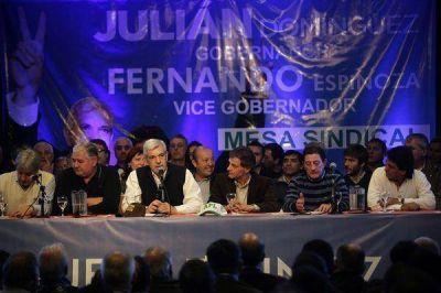 """Domínguez: """"Es tiempo de consolidar la democracia con inclusión y desarrollo"""""""