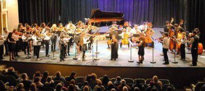 Orquesta Infanto Juvenil: una oportunidad para amar y soñar junto a la música
