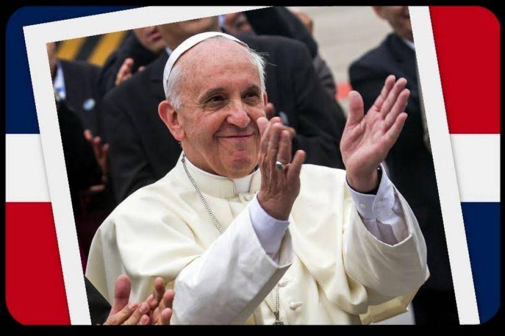 Soy yo quien desea visitar la República Dominicana, le dijo el Papa Francisco