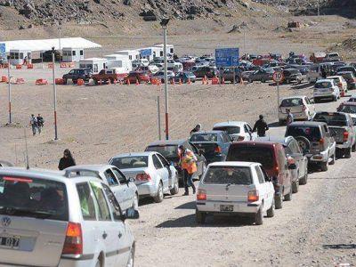 Más de cuatro mil argentinos ya viajaron a Chile