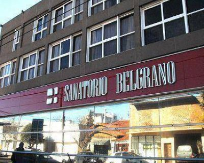¿Se vende el Sanatorio Belgrano?