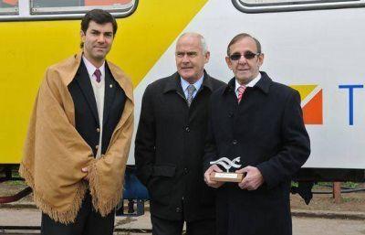 Meyer y Urtubey recibirán el sábado al primer grupo invernal del Tren a las Nubes