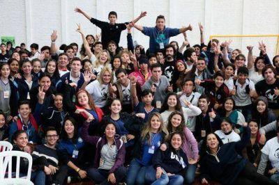 Los adolescentes de Paraguay se preparan para recibir al Papa Francisco