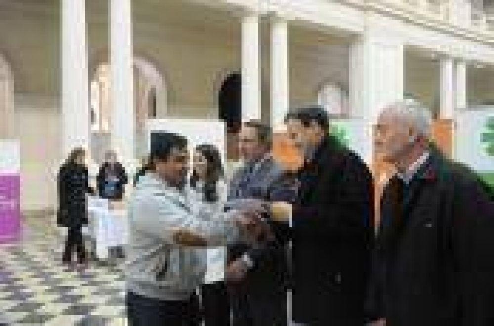 La Plata: 233 familias de la Ciudad accedieron a la escritura de su casa