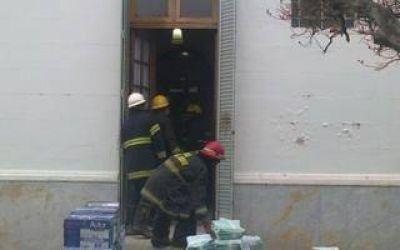 Incendio en la municipalidad de Alvear: Para Celillo fue