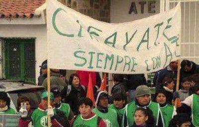 Los municipales de Cafayate reclaman mejores condiciones laborales
