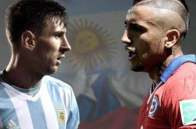 Argentina va por el sue�o de la Copa Am�rica