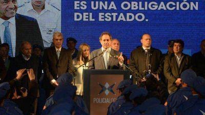 La Provincia, centro de la campaña presidencial: Macri y Scioli recorrieron el conurbano