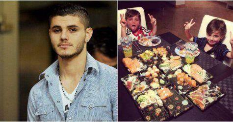 El reclamo de Mauro Icardi por los gustos caros de los hijos de Wanda Nara