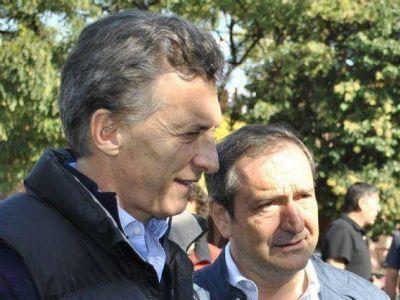 """Miguel Saredi: """"Nuestro primer objetivo es cuidar los votos para Mauricio Macri"""""""