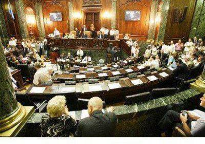 Se renuevan 30 bancas en la Legislatura