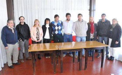 Guillermo Villemur presentó su precandidatura a Intendente