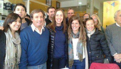 """María Eugenia Vidal abogó por """"eliminar las retenciones"""" del agro"""