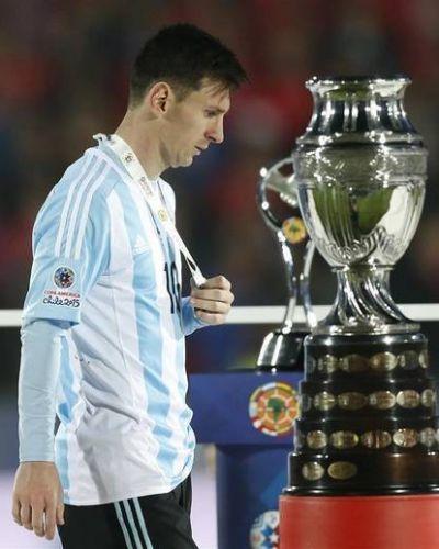 Argentina cayó en los penales y el título quedó para Chile