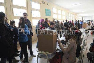Cerraron los comicios en Córdoba con una participación de alrededor del 75%