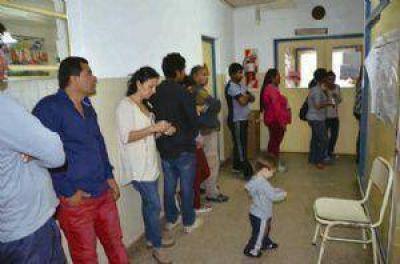 Más del 65% del padrón votó en Carlos Paz