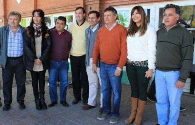 Peppo y Mongeló ratificaron la unidad dentro del FChMM