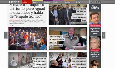 El triunfo de Verna en los medios nacionales