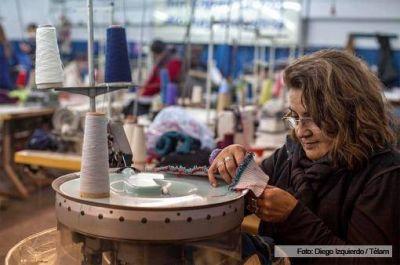 La industria textil marplatense abastece el 60% del consumo de todo el pa�s en productos lanares