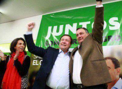 """Gennuso: """"Queremos integrarnos a la provincia"""""""