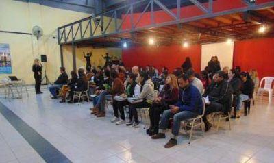 Personal de salud de los hospitales de la provincia participaron del curso de salvaguarda ambiental