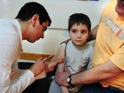 La comuna capitalina intensifica la vacunación antigripal