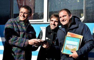 El Tren a las Nubes recibió hoy la distinción Marca País  Argentina