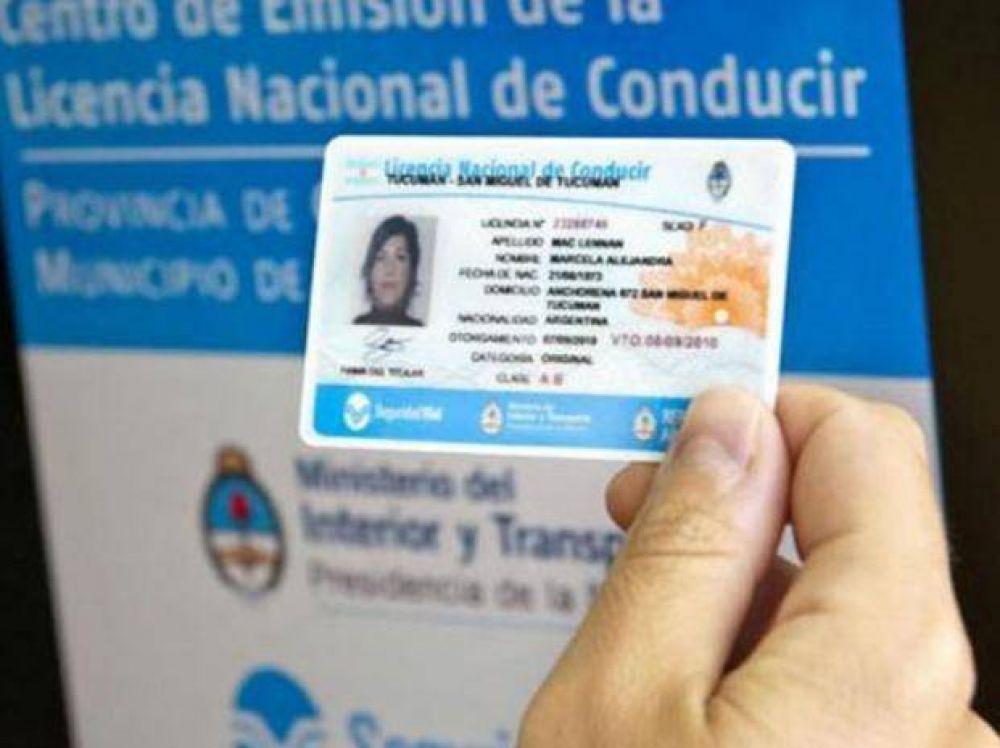Desde el lunes Santa Fe se integrará a la licencia nacional de conducir