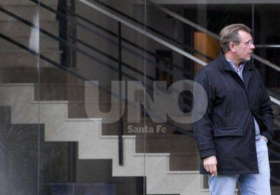 Iniciaron las testimoniales en la causa contra Germán Lerche