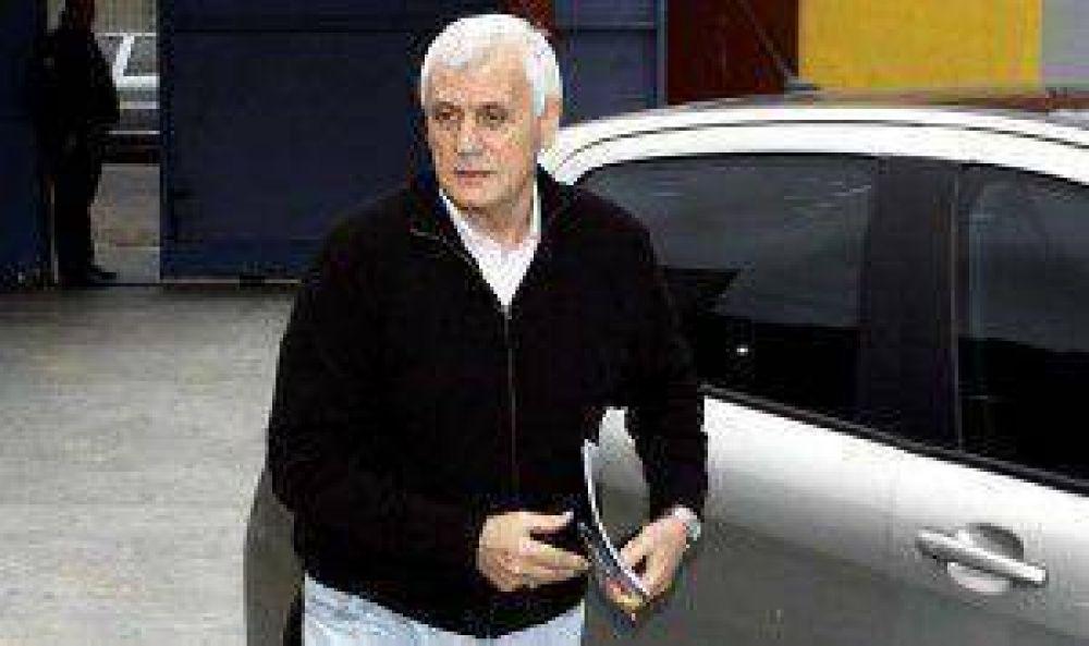 La CGT de Caló se moviliza detrás de la candidatura de Scioli