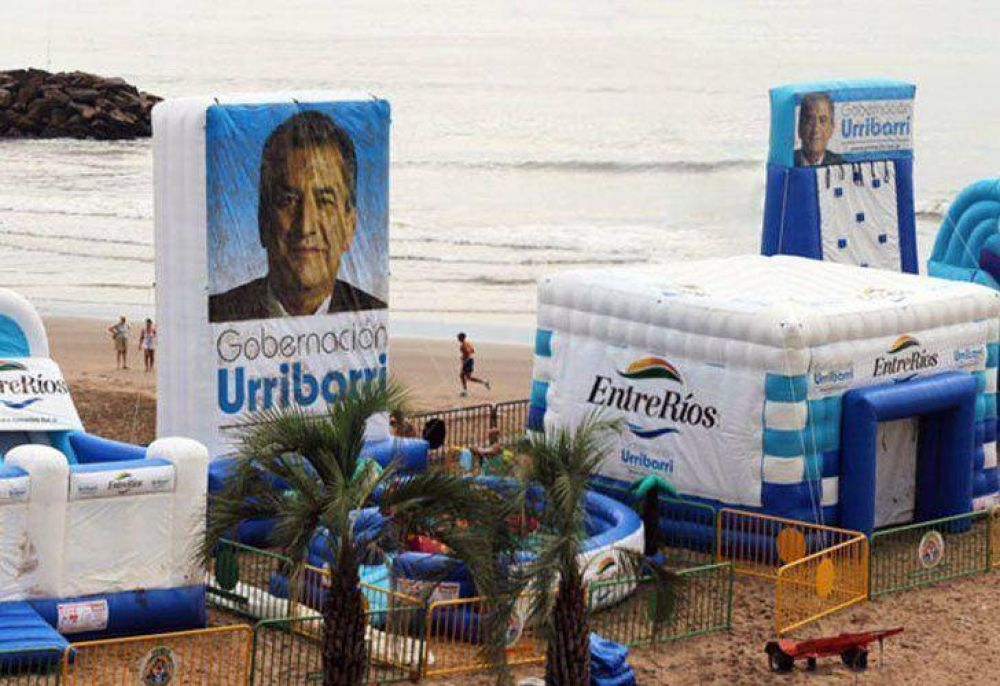 El parador de Urribarri en Mar Del Plata le costó $14 millones al estado entreriano