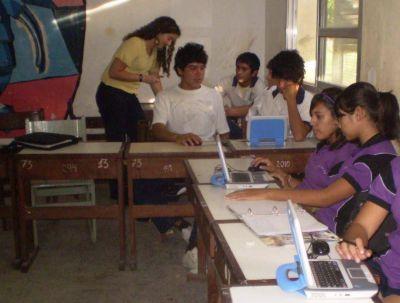 Conectar Igualdad: en Formosa se entregaron 110.000 netbooks