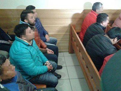 Prisión preventiva para los integrantes de la narcobanda que cayó en Mendoza y Chile
