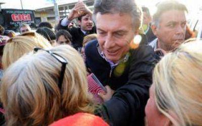 Elecciones 2015: Macri desembarcó en La Matanza junto a Vidal y Niembro