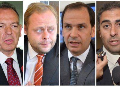 Desde el mi�rcoles, cuatro ministros se tomar�n licencia