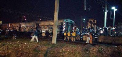 A un mes del choque de trenes en Temperley, siguen juntando pruebas
