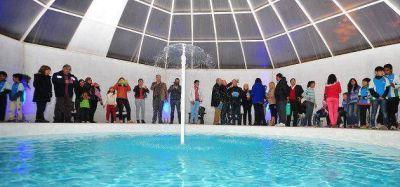 """Poggi: """"El turismo termal tiene un gran futuro en San Luis"""""""