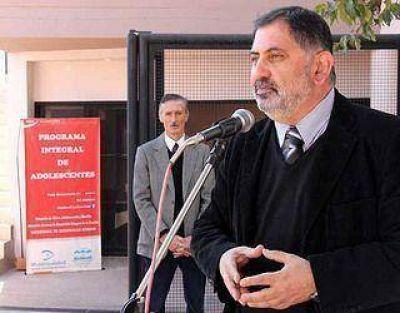 Jorge destacó la apertura de un nuevo espacio destinado a la juventud