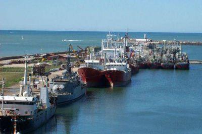 Desde Economía se comprometieron a analizar la problemática del Puerto