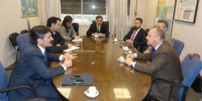 Reunión con grupo ruso para desarrollo minero en el Golfo de San Jorge