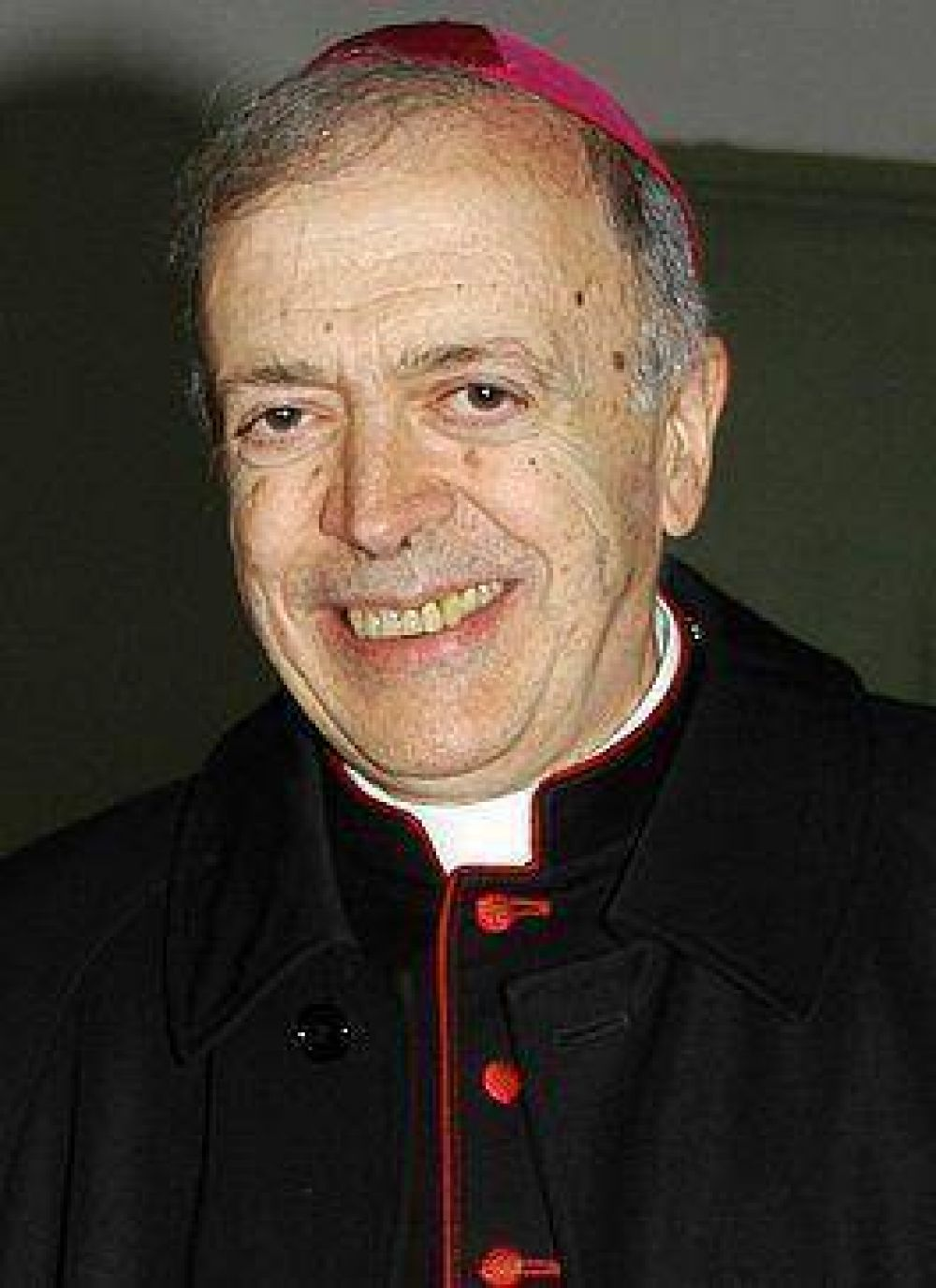 Monseñor Marino, fe y esperanza ante la dura realidad social en la ciudad