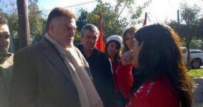 Amaya culpó a Alperovich por la no implementación del boleto estudiantil