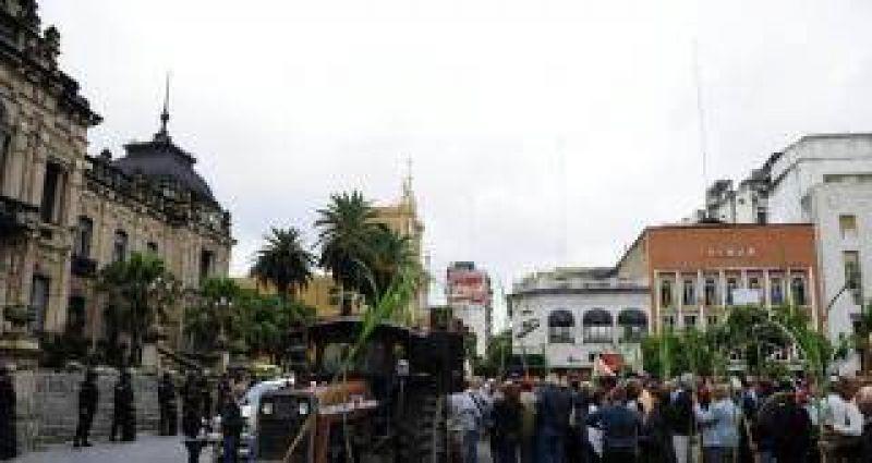 Cañeros lanzaron un ultimátum al Gobierno de la provincia