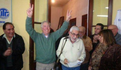 Lanzaron la lista de concejales y consejeros de un sector del FpV